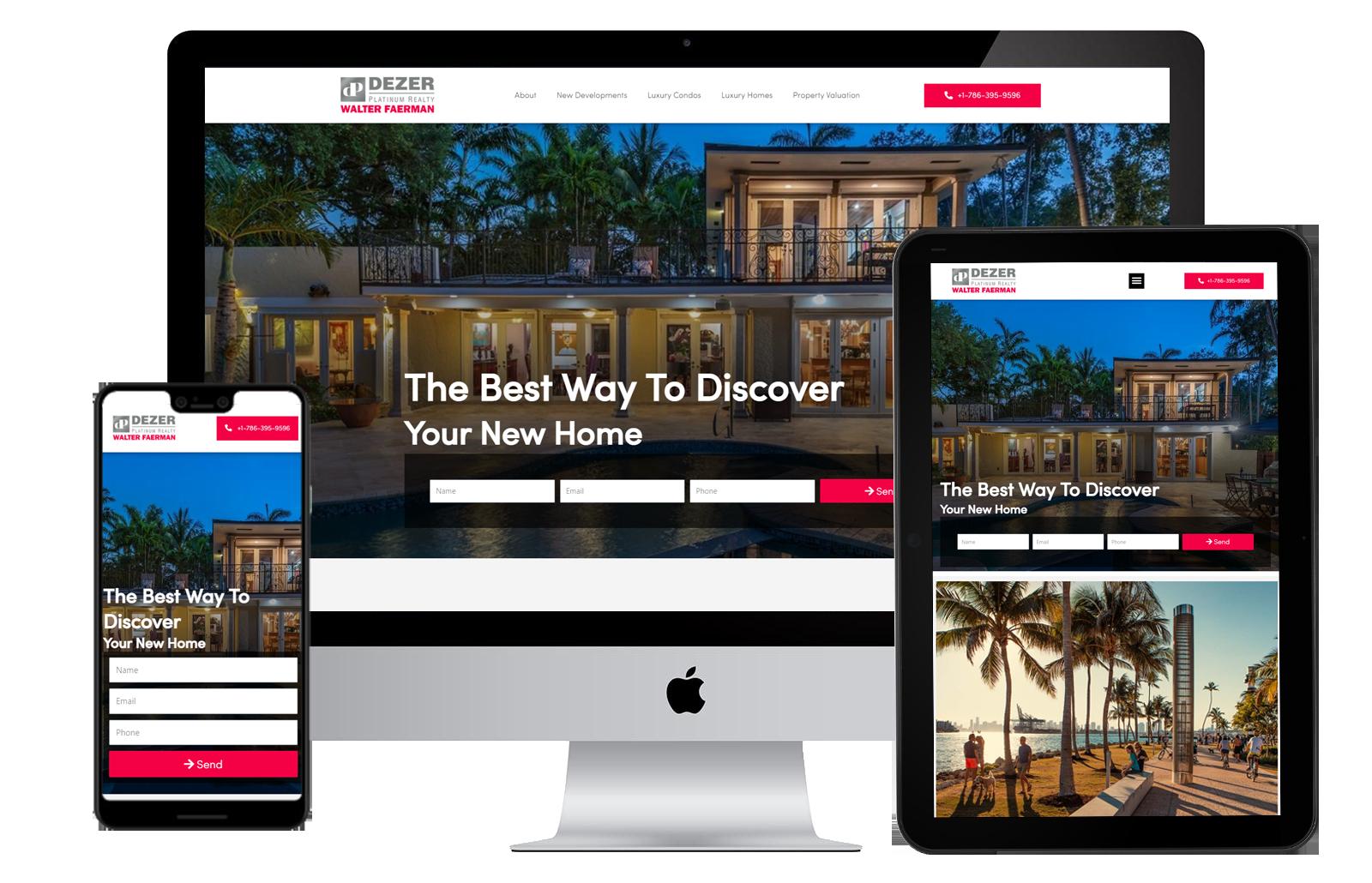free real estate premium websites